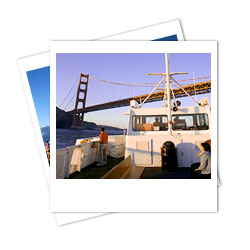Book Online - Red and White California Sunset Cruise on San Francisco Bay