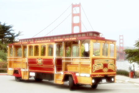 Trolley Car Rental Cable Car Rental San Francisco Cable